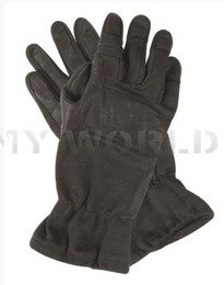 GLOVES KEVLAR ACTION GLOVES  ASG Paintball Black Mil-tec New