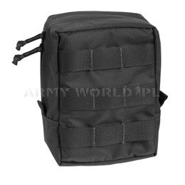 General Purpose Cargo Pouch U.05 Cordura Helikon-Tex Black New