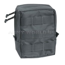 General Purpose Cargo Pouch U.05 Cordura Helikon-Tex Shadow Grey New