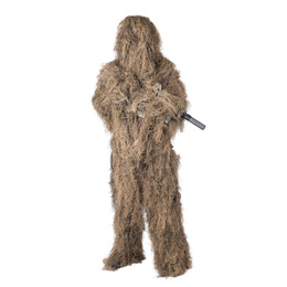 Ghillie Suit Digital Desert SET shirt pants hat & cover for weapons - Masking suit gor sniper/hunter