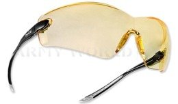 Glasses Bolle Safety Cobra COBPS Yellow New