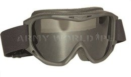 Goggles SwissEye Dirt M/P Black New