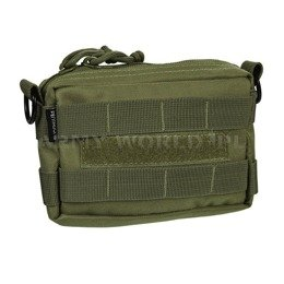 Harness Pouch Pentagon Olive New
