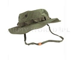 "Hat  ""Boonie Hat""  Waterproof Trilaminat Goretex TESSAR.INC Oliv New"