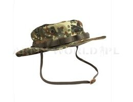 "Hat ""Boonie Hat""  Waterproof Trilaminat TESSAR.INC Flecktarn New"