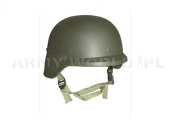 Hełm Plastikowy Model M88 Bundeswehr Paintball ASG Oliv Nowy