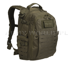 Hextac Backpack 25 Liters Mil-tec Olive New