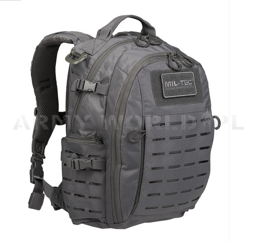 Hextac Backpack 25 Liters Mil-tec Urban Grey New