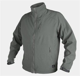 JACKET Softshell Helikon-tex Delta UTL Foliage/ GREY