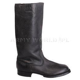 Jackboots NVA Military Leather Bundeswehr Original New
