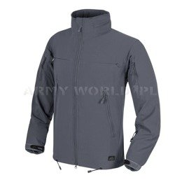 Jacket Helikon-Tex Cougar® QSA™ + HID™ Soft Shell Windblocker Shadow Grey
