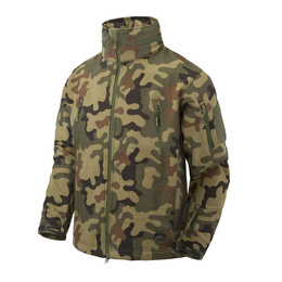 Jacket Helikon-tex Gunfighter Shark Skin Windblocker PL Camo