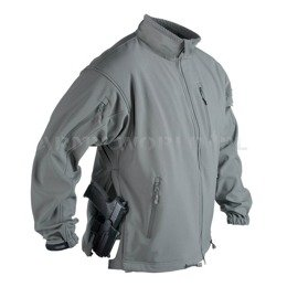Jacket Jackal SoftShell Helikon-Tex Shark Skin Foliage