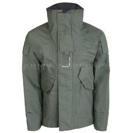 Jacket Nomex / Gore-tex Flame-retendant Waterproof Dutch Oliv Original New