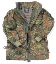 Jacket Smock KSK BW Flecktarn Special Forces Bundeswehr New