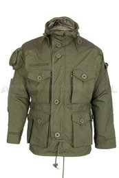 Jacket Smock KSK Summer Version Hit Squads of Bundeswehr Oliv New