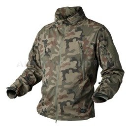 Jacket Trooper Softshell Helikon-Tex Pl Camo Wz. 93 New