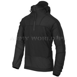 Jacket  Windrunner Windshirt Helikon-Tex Nylon Black New