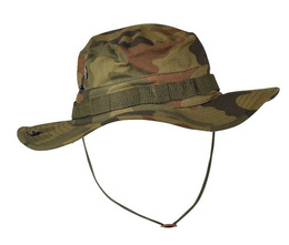 Jungle Hat Texar Ripstop Pl Camo New