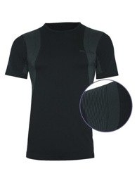 MEN'S T-SHIRT FIT ACTIVITY  BLACK/GREY NEW SALE