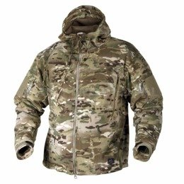 MILITARY FLEECE JACKET Patriot Helikon-Tex Camogrom NEW
