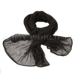 Masking Scarf Military Black 190 x 90 cm Mil-tec New