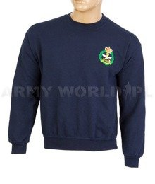 Men's Blouse With Badge UBIQUE.Navy Blue Used