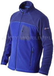 Men's Fleece Jacket Berghaus RIOT Blue New