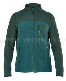 Men's Fleece Jacket Berghaus RIOT Green/ Dark Green New