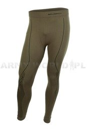 Men's Pants Thermo With Long Leg Cuffs Khaki BRUBECK