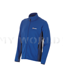 Men's Sport's CORIUM Jacket Bergaus Blue New