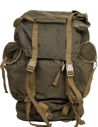 Military Backpack 65L Oliv Bundeswehr Original Cordura Demobil
