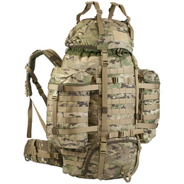 Military Backpack Wisport Raccoon 65 Liters Multicam New
