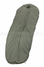 Military British Sleeping Bag Medium Weight Original New Model Oliv Demobil