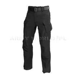Military Cargo Pants OTP Helikon-tex Outdoor Tactical Line Black New