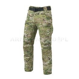 Military Cargo Pants OTP Helikon-tex Outdoor Tactical Line Camogrom New