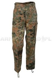 Military Cargo Pants  Ranger type BDU Flecktarn New
