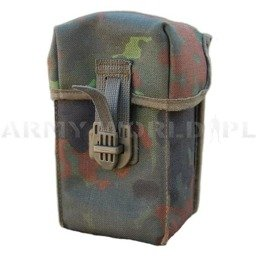 Military Cartridge Pouch G3 Bundeswehr Flecktarn Original Demobil