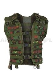 Military Dutch Modular Vest DPM Woodland Original