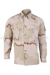 Military Dutch Shirt 3-Color Original Demobil