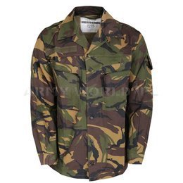 Military Dutch Shirt Camouflage DPM Original New