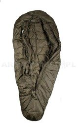 Military Dutch Sleeping Bag Mummy Type Original Demobil