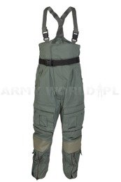 Military Dutch Trousers NOMEX - GORE-TEX Winter Version Oliv Original New