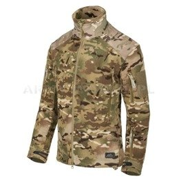 Military Fleece Jacket Helikon Liberty 390g Camogrom NEW