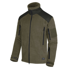 Military Fleece Jacket Helikon Liberty 390g Oliv New