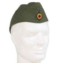 Military Forage Cap Oliv Bundeswehr Original Cap