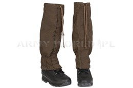 Military Gaiters Bundeswehr Gore-tex Oliv Original Demobil