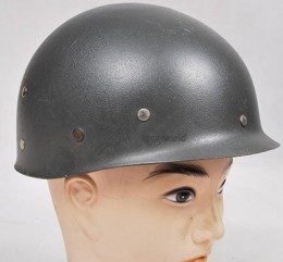 Military Garrison Austrian Helmet M1950 Original - Without Strap