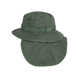 "Military Hat  ""Boonie Hat"" - Nyco Ripstop - Helikon-Tex OLIV"