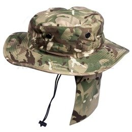 Military Hat in british camouflage MP Camo PCS Helikon-Tex